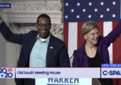I'm running to represent Elizabeth Warren at the Democratic National Convention – and I need your vote!